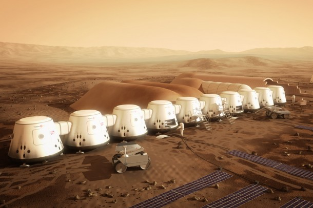 MIT Study Questions Mars One Mission Plan3