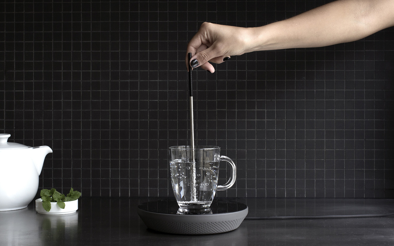 Miito Is A Redesigned Kettle That Saves Energy And Time By Boiling Water In A Cup