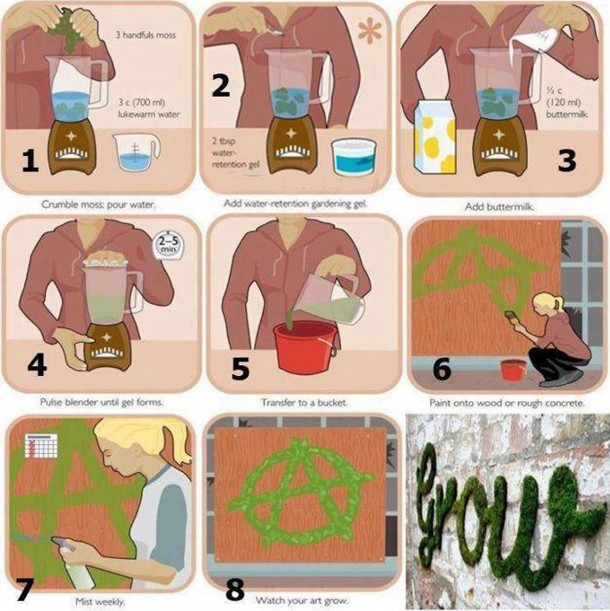 Moss Graffiti – How to Do It4