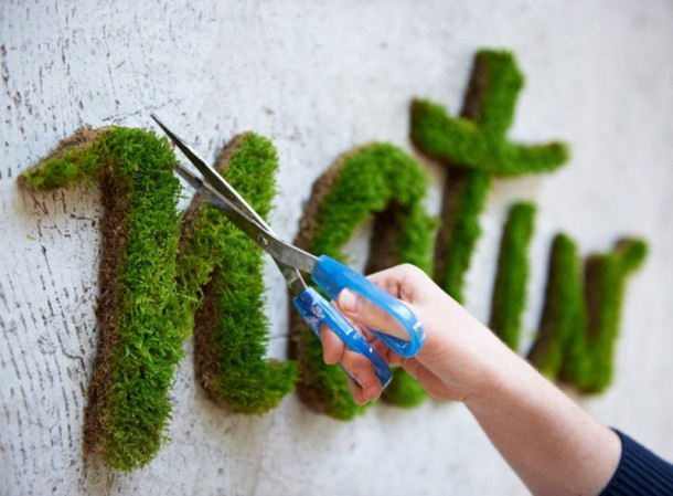 Moss Graffiti – How to Do It8