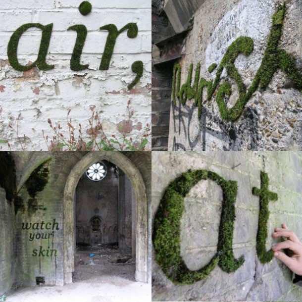 Moss Graffiti – How to Do It15