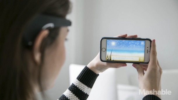 Muse Headband Allows You to de-Stress