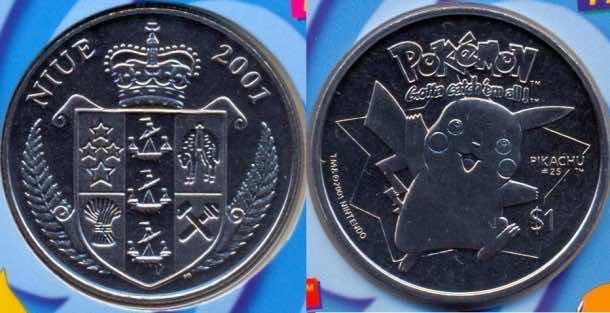 Niue-coins