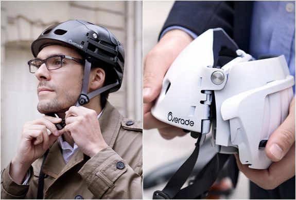 Plixi – A helmet that Can be Folded