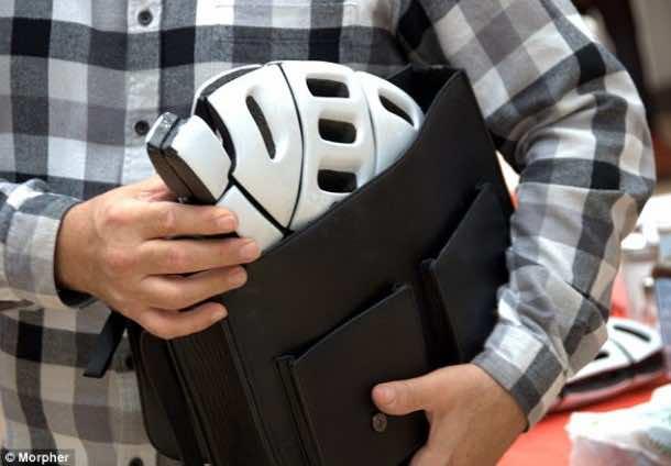 Plixi – A helmet that Can be Folded6