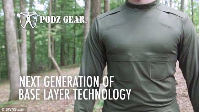 Podz Gear Shirt