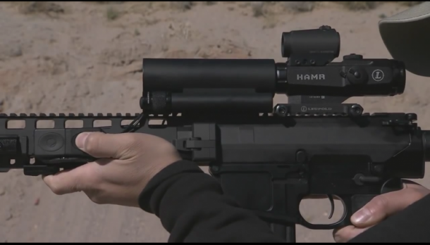 RAZAR Riflescope Introduces Push-Button Zoom3