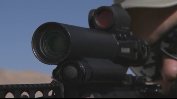 RAZAR Riflescope Introduces Push-Button Zoom5