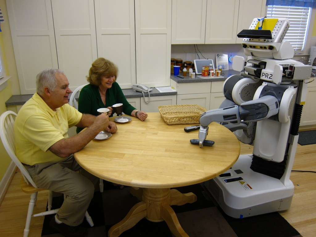 Robotic Assistants – Need help with Everyday Tasks4