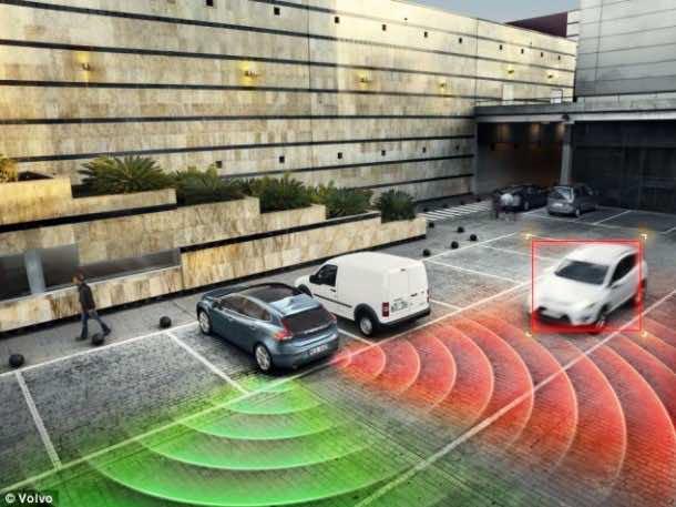 Volvo System will Prevent Accidents in Future – No Accident Future