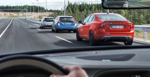 Volvo System will Prevent Accidents in Future – No Accident Future2