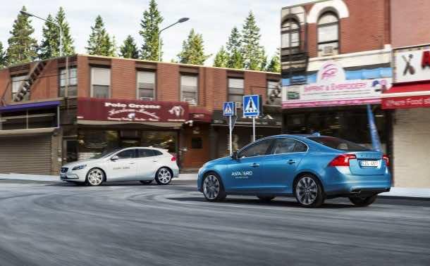 Volvo System will Prevent Accidents in Future – No Accident Future4