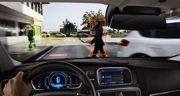 Volvo System will Prevent Accidents in Future – No Accident Future6