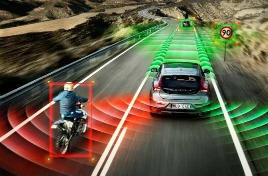 Volvo System will Prevent Accidents in Future – No Accident Future7