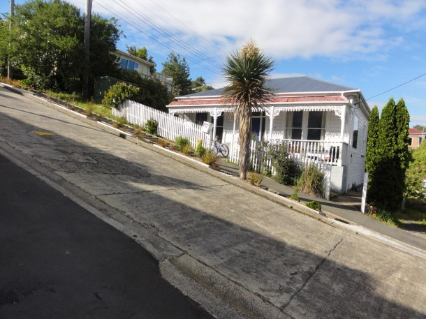 baldwin street new zealand