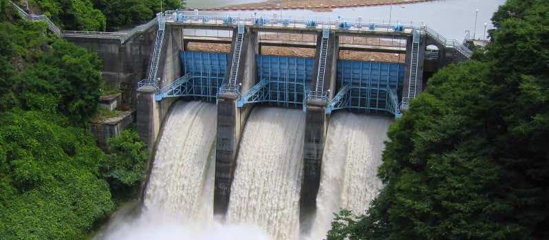 dam pictures