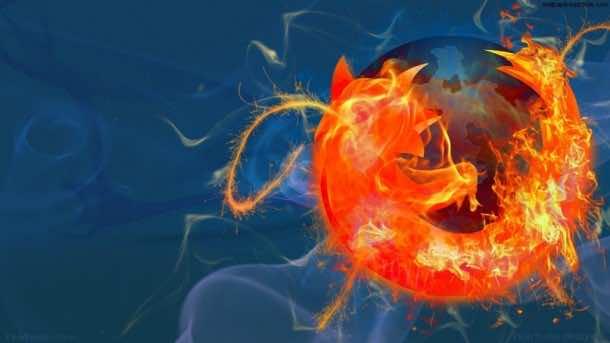 firefox wallpaper 10