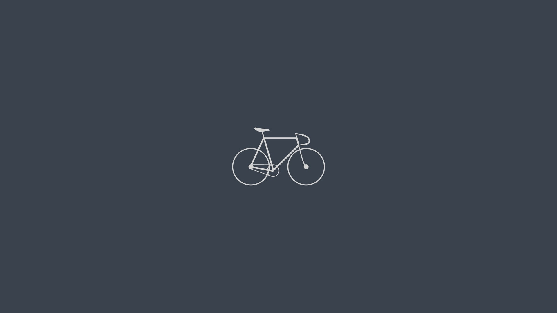 simple bike art 1080p - photo #3