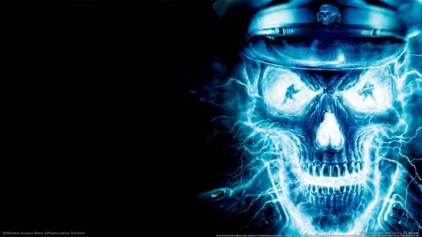 static skull