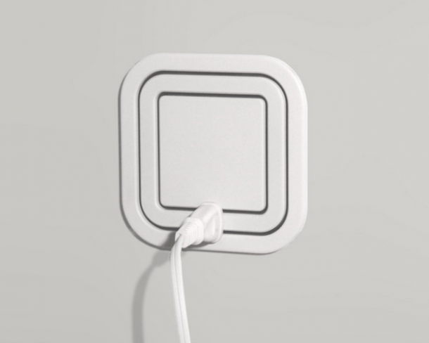 2. A 360-degree electrical outlet