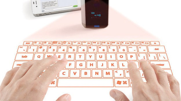 3. A fully functional virtual keyboard