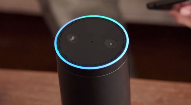 Amazon Echo Speaker that Can Execute Voice Commands4