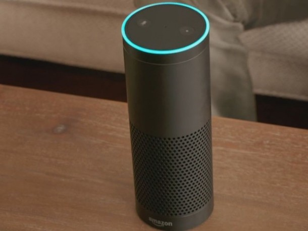 Amazon Echo Speaker that Can Execute Voice Commands5