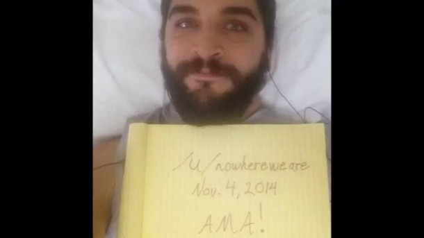 Andrew Iwanicki – The Guy who's Getting $18,000 to Lye in Bed for 3 Months by NASA3