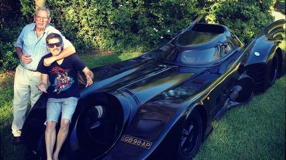 Australian Dude's Street Legal Batmobile