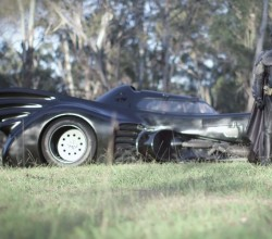 Australian Dude's Street Legal Batmobile2