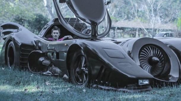 Australian Dude's Street Legal Batmobile4