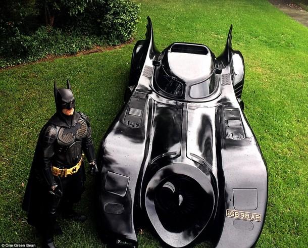 Australian Dude's Street Legal Batmobile8