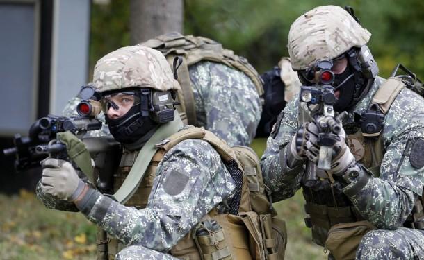 Austrian special forces