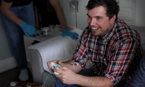 Blood Sport – A Blood Donation Gaming System