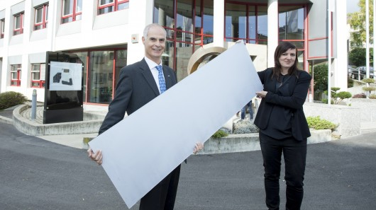 CSEM Colored Solar Panels – To a Colorful Green Future4