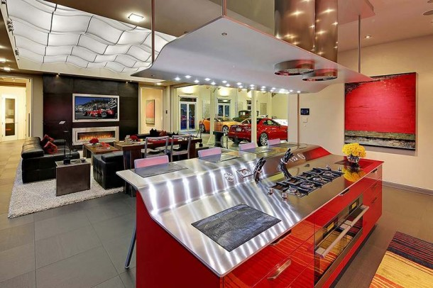 Car Collector Home in Washington worth $4 Million10