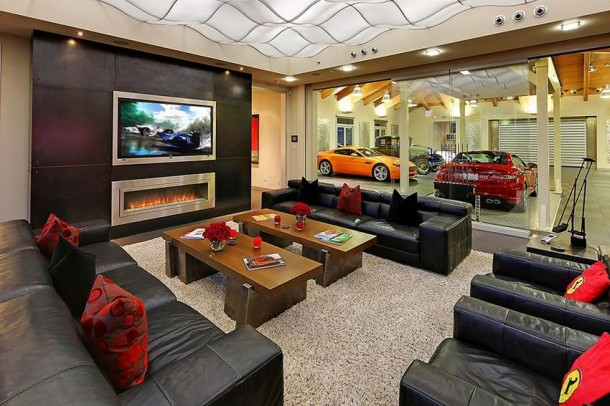 Car Collector Home in Washington worth $4 Million11