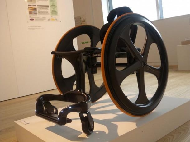 Carbon Black – Stylish Wheelchair6