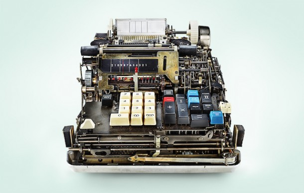 Classic Mechanical Calculators – Low Tech4