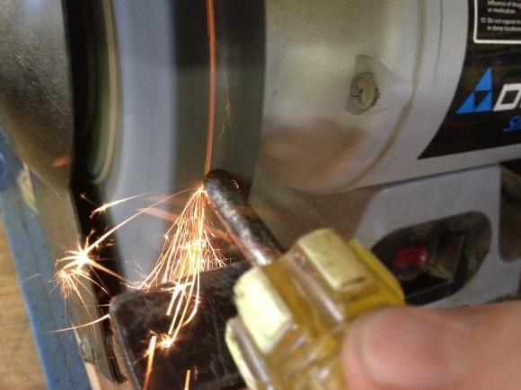 DIY Screwdriver Key