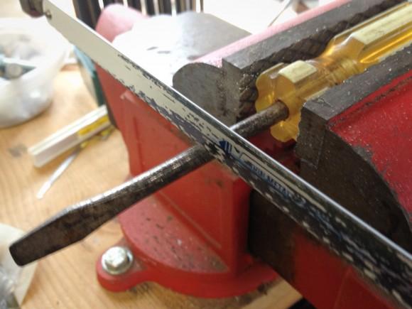 DIY Screwdriver Key 2