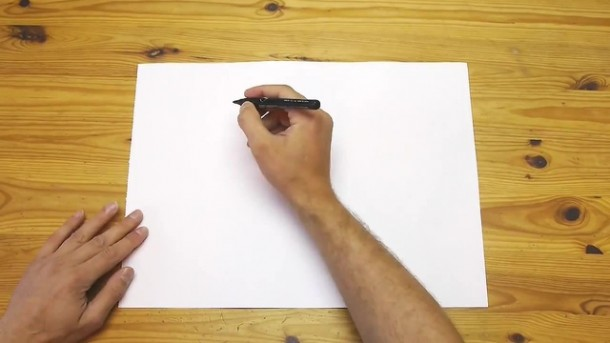Drawing a Perfect Circle Freehand