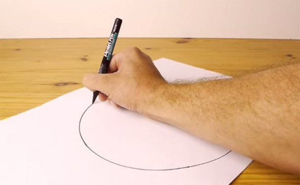 Drawing a Perfect Circle Freehand4