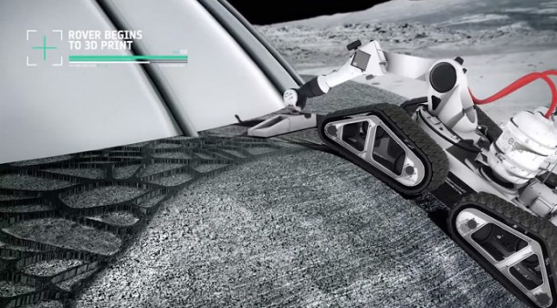 European Space Agency Reveals Home on Moon3