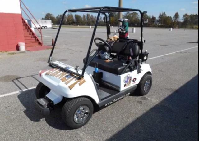 Fastest Golf Cart – 118 Mph Top Speed