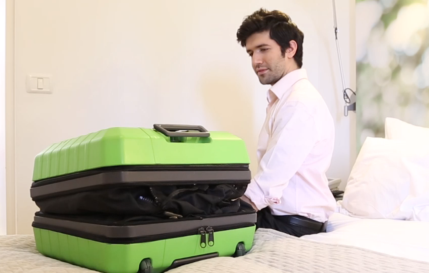 Fugu Luggage – Carry More