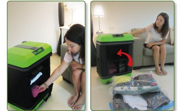 Fugu Luggage – Carry More 5