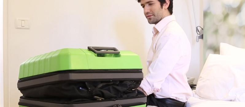 Fugu Luggage – Carry More