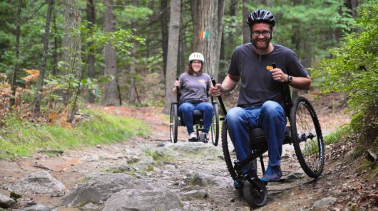 GRIT Freedom Wheelchair – Recreational Use of Wheelchair2