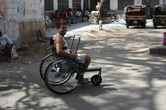 GRIT Freedom Wheelchair – Recreational Use of Wheelchair3